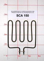 1500W Sauna Stove Element SCA-150