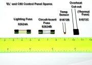 EL-1, EL-2, C80-1 Control Panel Spares