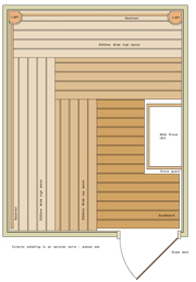 FREE Sauna Design & Specification Service