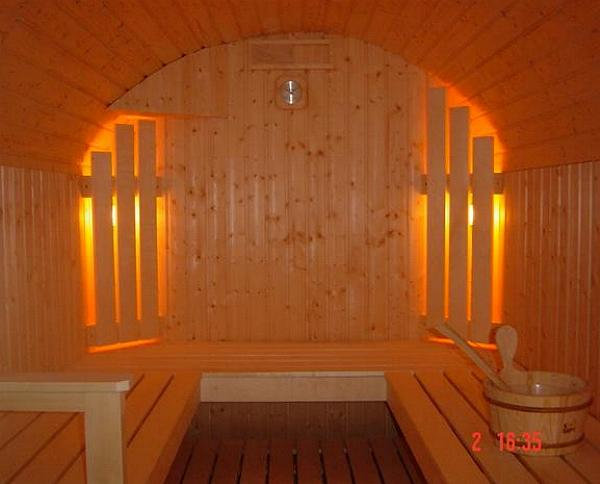 DIY Home Sauna Submited Images Pic2Fly