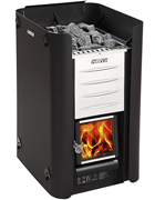 PRO20 Stove with Triwall shroud.
