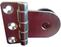 View more on Glass Door Hinge, Sawo type Round