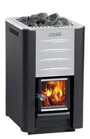 Pro 20 Woodburning Sauna Stove & Stones