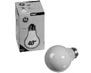 40 watt Pearl Bulbs for Sauna Lights