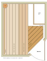 1800 x 1500 Corner Door