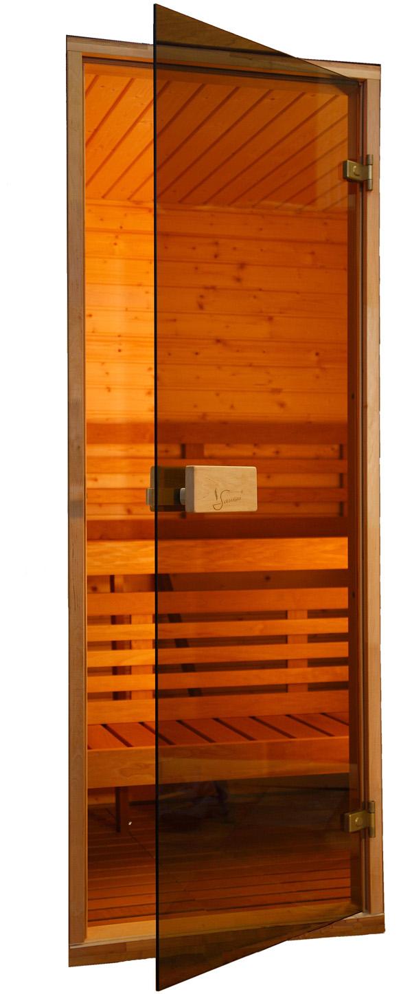 Saunashop saunas sauna snx730 diy sauna sauna construction glass sauna doors alder frame planetlyrics Image collections