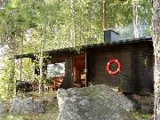Sauna Chalet by the seaside