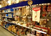 Part of a Finnish store's 'Sauna' department
