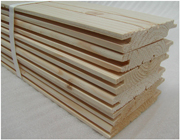 Traditional Spruce Panelling for Saunas