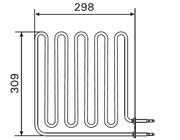 2670W Sauna Stove Element SS-EL2670