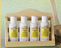 View more on Sauna Essence Set with Wall Shelf