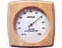 View more on Hygrometer in Square Wooden Case