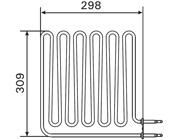 3000W Sauna Stove Element SS-EL3000