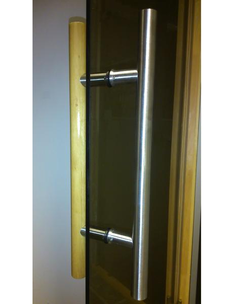 Handle for Premium Door - Click to enlarge  sc 1 st  SaunaShop.com & SaunaShop.com : Saunas sauna SNX730 diy sauna sauna construction ...