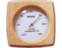 View more on Thermometer in Square Wooden Case