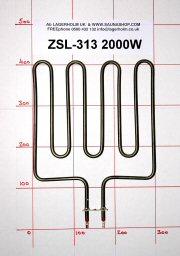 2000W Sauna Stove Element SS-EH2000-CL-PR