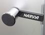 View more on Door Handle Set for Harvia Sauna Door (1 hole fix)