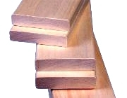 Alder for Sauna Benches , Backrests, Guards, Duckboards.