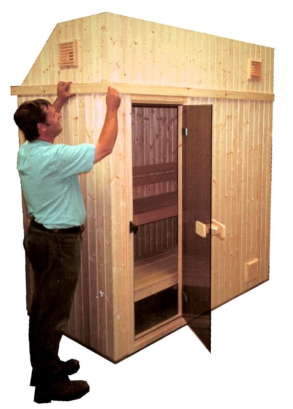 Sauna specifications best layout room for Cost to build a sauna